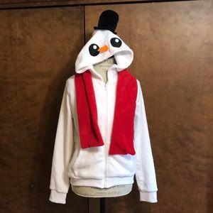 ☃️ Snowman Hoodie ☃️